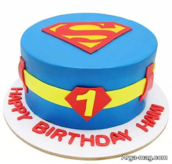 مجموعه ای دوست داشتنی از تم زادروز سوپرمن