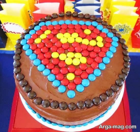 ایده هایی بینظیر و تو دل برو از تم زادروز سوپرمن