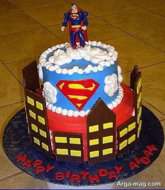ایده های جالب تم میلاد سوپرمن
