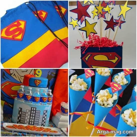 تم زادروز سوپرمن برای خوش سلیقه ها