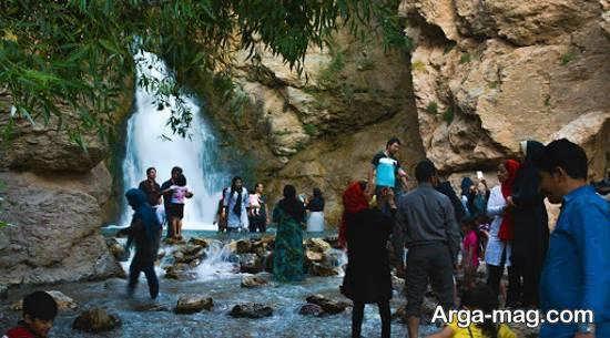 دیدنی های میانراهان شهری از شهرهای کرمانشاه