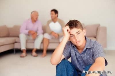 روش رفتار با والدین بداخلاق