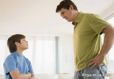 طریقه برخورد با پدر و مادر بداخلاق
