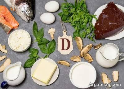 نشانه های کمبود ویتامین d3