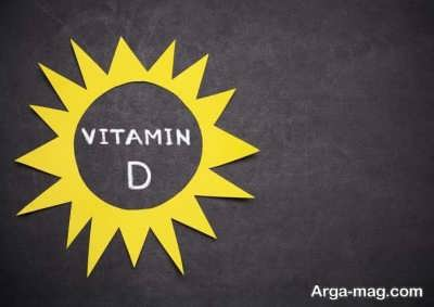 عوارض کمبود ویتامین d3
