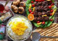 آشپزی آخر هفته با منوی غذایی گیلانی