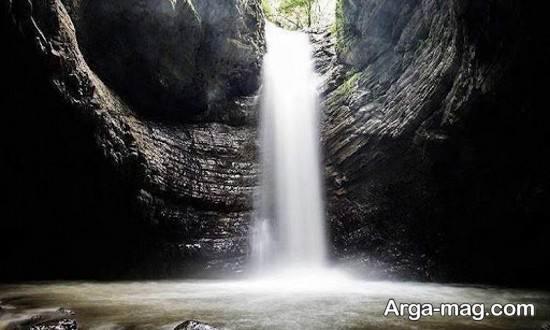 آبشار نگین را بشناسید