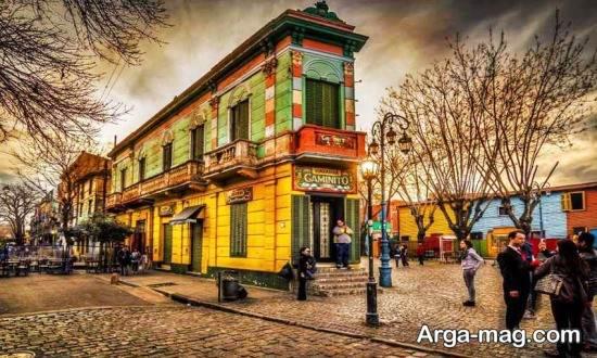 هزینه های رفتن به آرژانتین