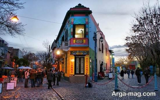 راهنمای سفر به آرژانتین