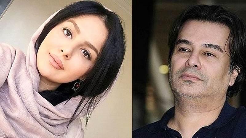 پیمان قاسم خانی و همسر دومش در اولین بهار زندگیشان