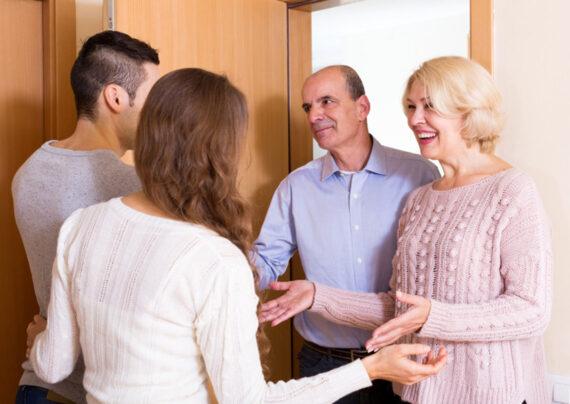 رفتار اصولی با فرزند همسر