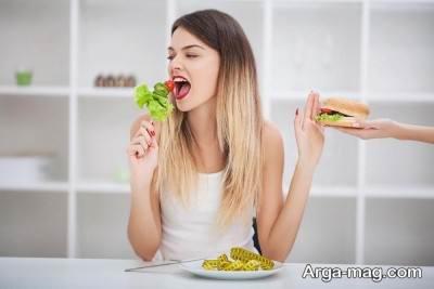 تقویت اراده برای لاغری