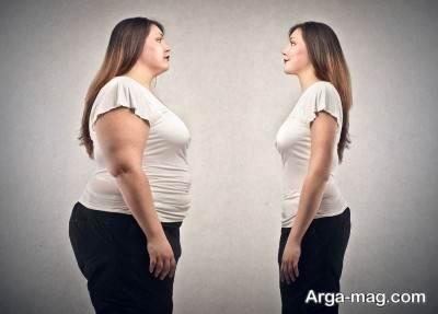 بالا بردن اراده برای لاغری
