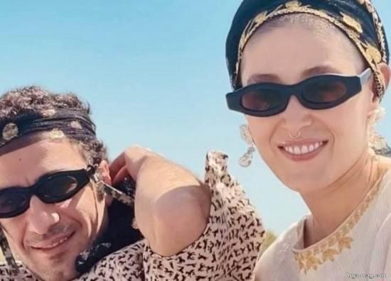 حاشیه سازی ازدواج نوید محمدزاده و فرشته حسینی با تبریک تولد!!!