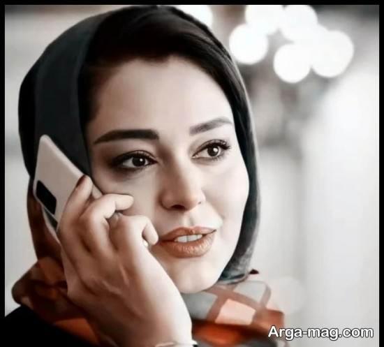 عکس های سانیا سالاری در سریال گیسو