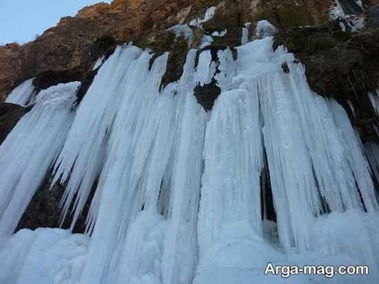 آبشار سپیدان