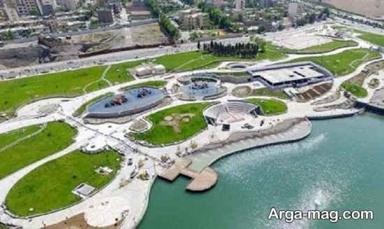پارک معروف تبریز
