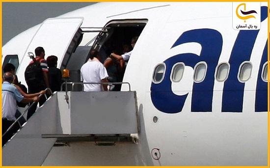 قیمت بلیط هواپیما تهران