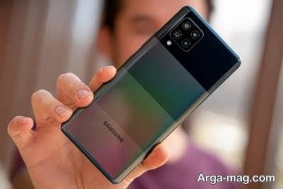 بازبینی گوشی A42