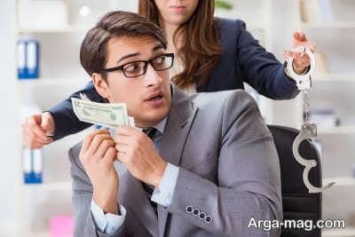مجازات افراد برای عدم پرداخت نفقه
