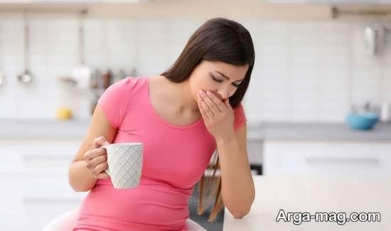 دلایل بی اشتهایی در بارداری