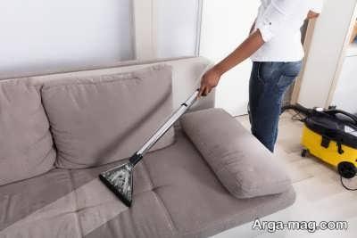 بخرشوی برای پاک کردن مبل