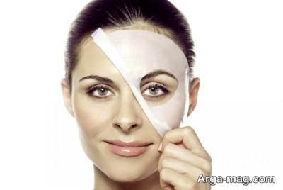 سفیده تخم مرغ و آسپرین ماسکی مناسب برای پوست های خشک می باشد.