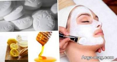 ماسک آسپرین و عسل خواص بسیار زیادی برای پوست دارد.