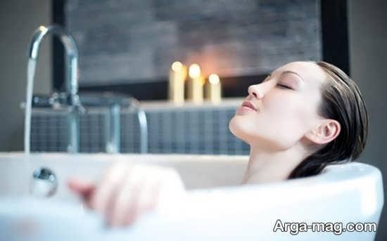 اثرات مثبت حمام کردن در بارداری