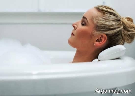 نکات اصلی و مهم حمام کردن در حاملگی