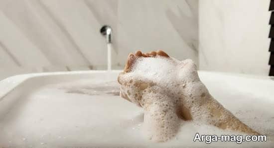 اصول صحیح حمام کردن در دوران بارداری