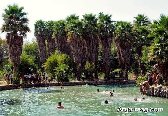 آشنایی با بوستان چشمه بلقیس