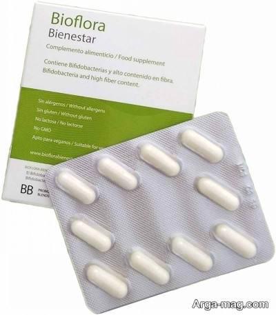 عوارض جانبی داروی بایو فلورا