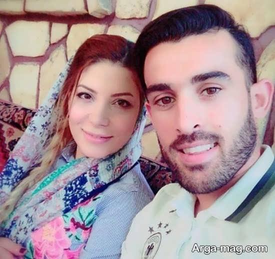 بیوگرافی بختیار رحمانی + عکس همسرش