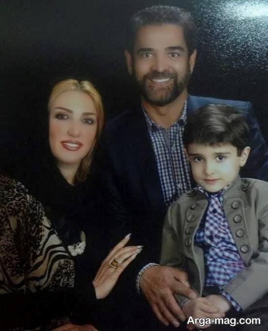 زندگینامه فیروز کریمی و همسرش