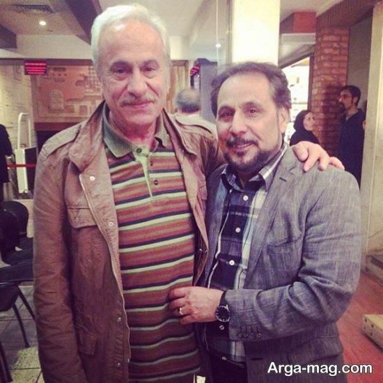 بیوگرافی ایرج راد بازیگر ایرانی