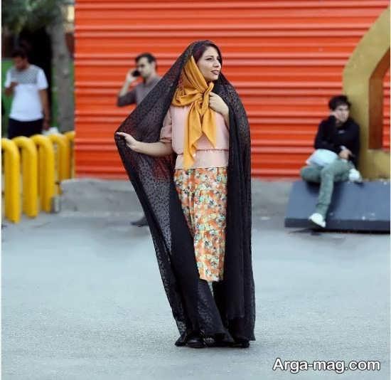 شرح حال ندا کوهی + عکس