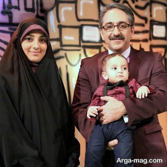 زندگینامه شهرام شکیبا و همسرش