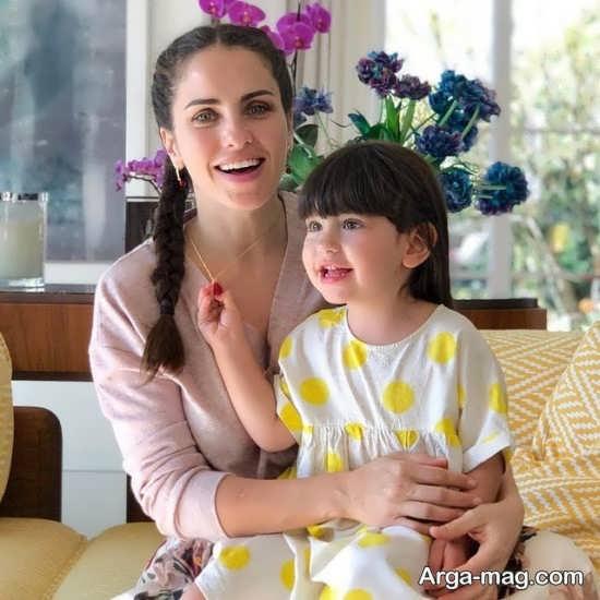 بیوگرافی آصلی تاندوغان و همسرش