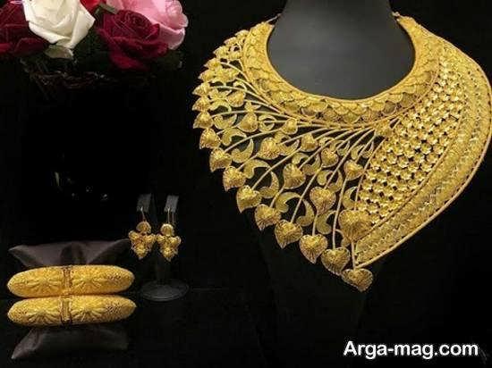 راهنمای خرید سرویس طلا عروس