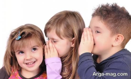 رفتار صحیح با کودک پرحرف
