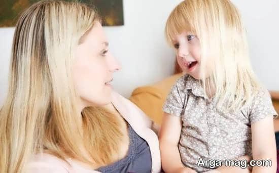 روش های برخورد با کودک پرحرف