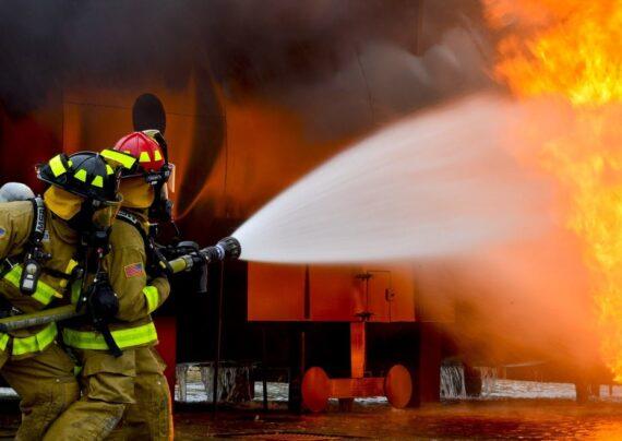 آشنایی با نحوه تمیز کردن خانه بعد از آتش سوزی