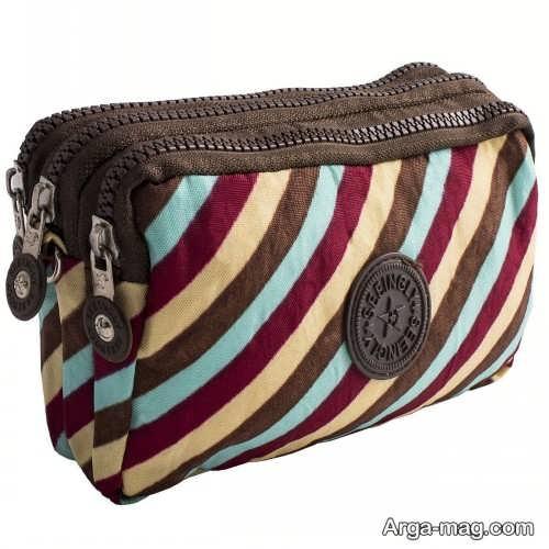 کیف رنگی مخصوص لوازم آرایش