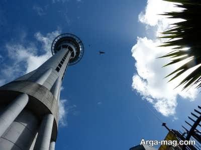 جاذبه های دیدنی در نیوزلند