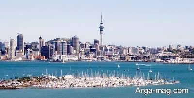 تاریخچه کشور نیوزلند