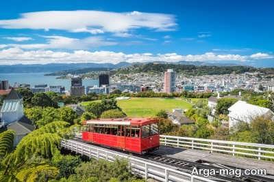 آشنایی با پایتخت نیوزلند