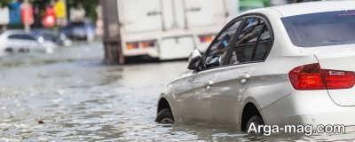 آشنایی با خسارات ناشی از سیلاب