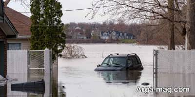 اشنایی با سیلاب های شدید