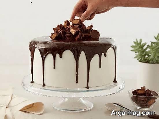 ایده های منحصر به فرد از طراحی دسر شکلاتی